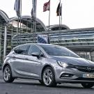 ყველაზე შთამბეჭდავი ავტოები 2015, მე-9 ადგილი: Opel Astra