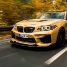 BMW M2, რომელიც ლამბორგინი ურაკანზე მძლავრია!
