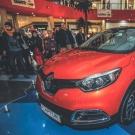 ახალი Renault Captur-ის პრეზენტაცია