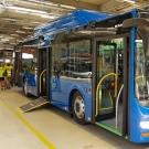 თბილისის ახალი ავტობუსის პირველი ფოტოები