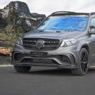 მდიდრებისთვის: Mercedes GLS მანსორისგან