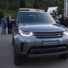 ახალი Land Rover Discovery უკვე საქართველოშია!
