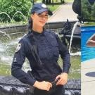 უკრაინის პოლიციის სექს-სიმბოლო: ლიუდმილა მილევიჩი