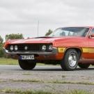 უკვდავი კლასიკა: დავიწყებული Ford Torino GT