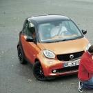 ავტომობილები მობრუნების საუკეთესო რადიუსით - AUTO BILD-ის TOP 10