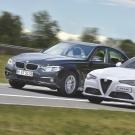 იტალიური BMW - ალფა რომეო ჯულია