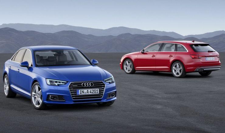 ახალი Audi A4 უფრო მსუბუქი, მძაფრი, დიდი და მდიდრულია!