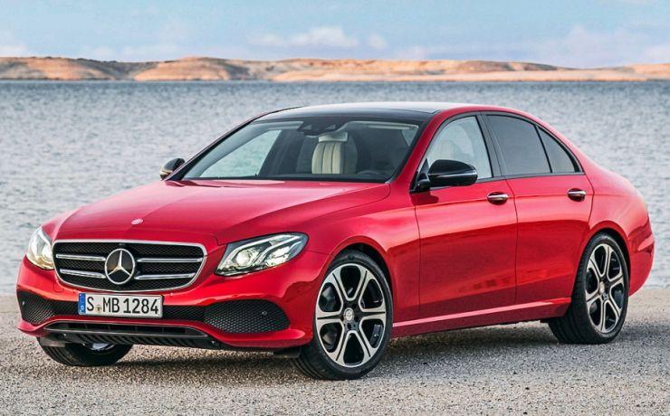 ახალი Mercedes E-კლასი: ჭკვიანი, ლამაზი და S-კლასური!