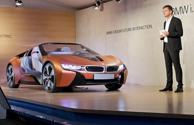 BMW-მ ლას ვეგასში მომავალი გვიჩვენა! (+ VIDEO)