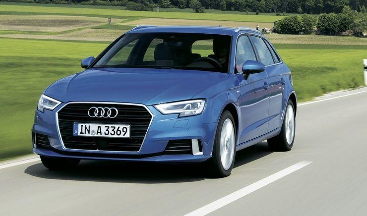 როგორ დადის განახლებული Audi A3? (+ VIDEO)