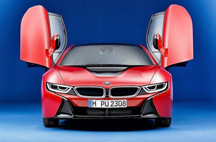 BMW-ს ახალი, ლიმიტირებული ზონდერი
