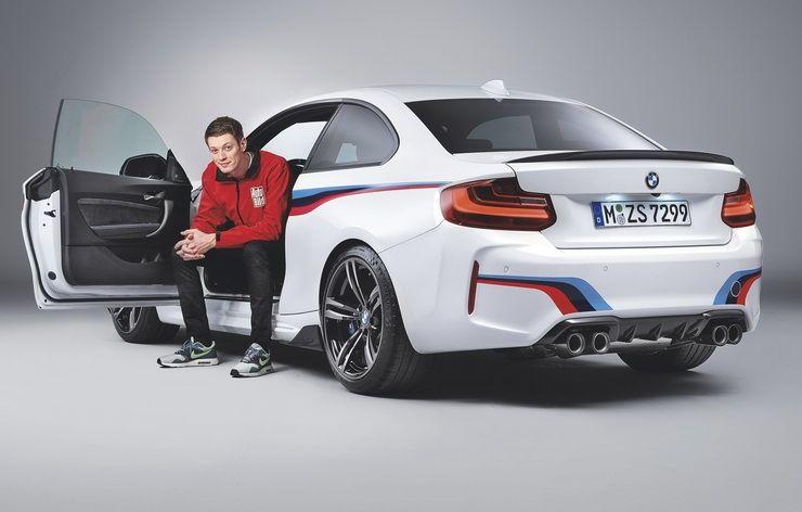 BMW წიწაკით