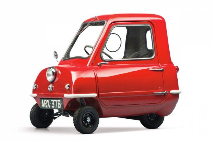 ეს სასაცილო მანქანა წარმოუდგენელ ფასად გაიყიდა (+ VIDEO)