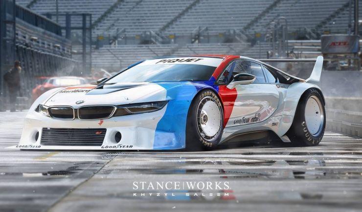 BMW i8 Procar კარგი იქნებოდა...