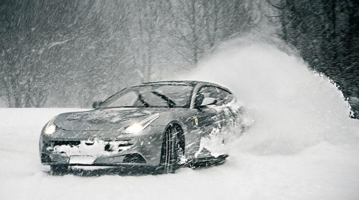 როგორ უნდა მოიქცეს მძღოლი თოვლსა და ყინვაში? Top Gear-ის რჩევები