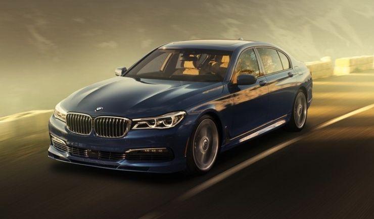 გაიცანით: Alpina B7 – BMW-ს მეშვიდე სერიის სპეც-ვერსია