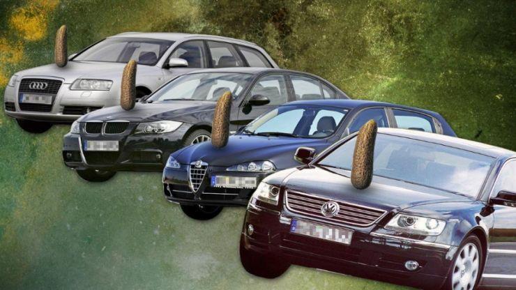 ფრთხილად ამ მანქანებთან!