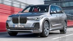 ახალი ცნობები BMW X7-ის შესახებ - როგორი იქნება ბავარიელების მდიდრული SUV?