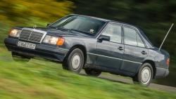მერსედეს W124-ის ხარისხი: გერმანელმა მილიონი კილომეტრი უპრობლემოდ გაიარა!
