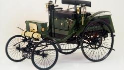 პირველი ავტომობილი, რომელიც სიჩქარის გადაჭარბებისთვის დაჯარიმდა