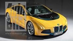 BMW ტესლას კონკურენტს ამზადებს - ახალი ცნობები i5-ის შესახებ