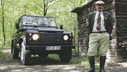 GOODBYE, MY FRIEND! - ვემშვიდობებით Land Rover Defender-ს