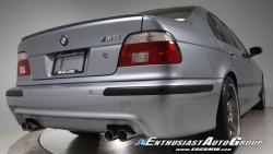 ბავარიული კლასიკა: BMW M5 E39 ახალი M5-ის ფასად იყიდება!